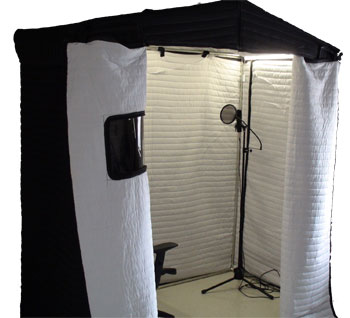 Vocal Booth Rentals