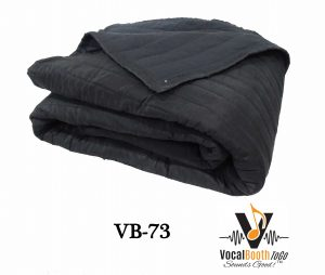 VB73 Noise Reduction Panels Producers Choice- Black Beauty. Size 200 x 243 cm. Single. -618
