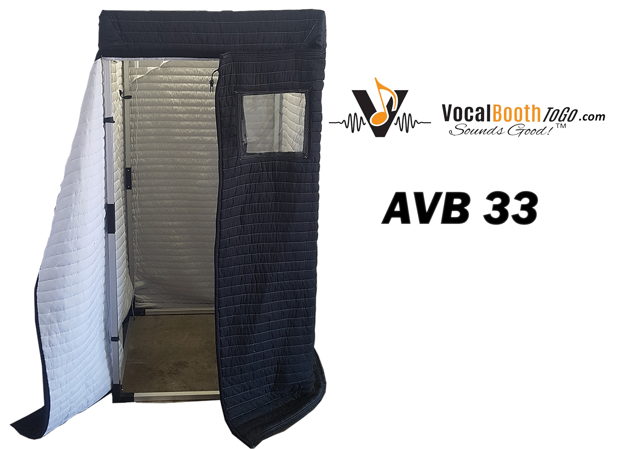 vocal booth 3 x 3