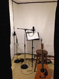 Audio recording equipment and Accessories