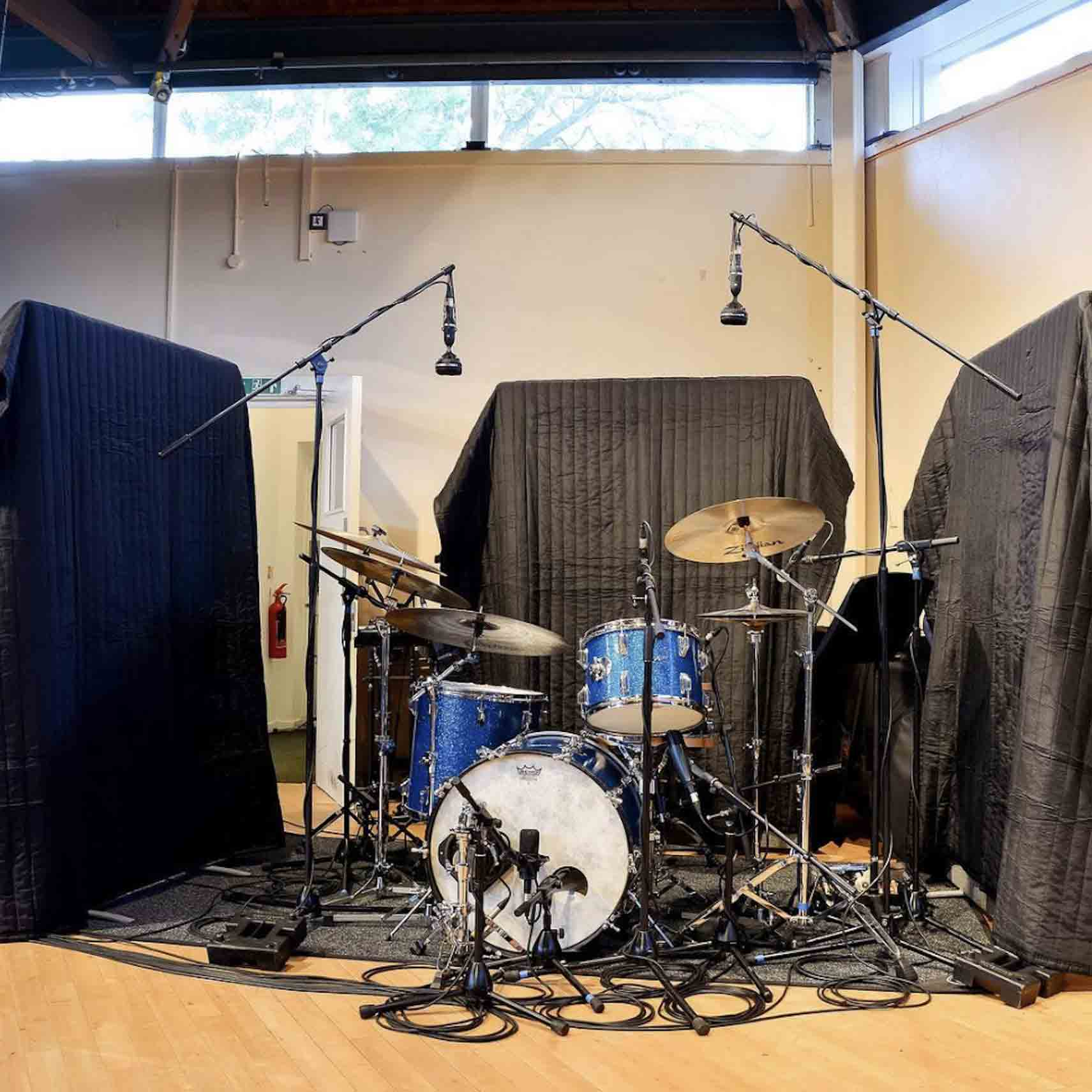 Drum-Room-acoustic-Blankets