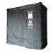 Mobile sound isolation booth 6 x 3 with door with soundproofing