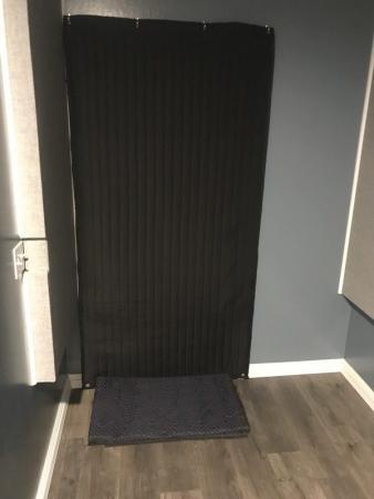 Double layer Door Noise Control B