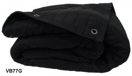 Studio Size Acoustic Blanket Black VB77G